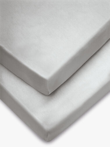 2 Crib Fitted Sheets