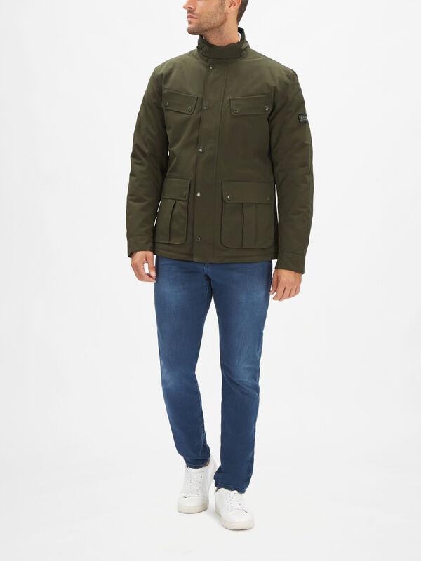 Waterproof Duke Jacket