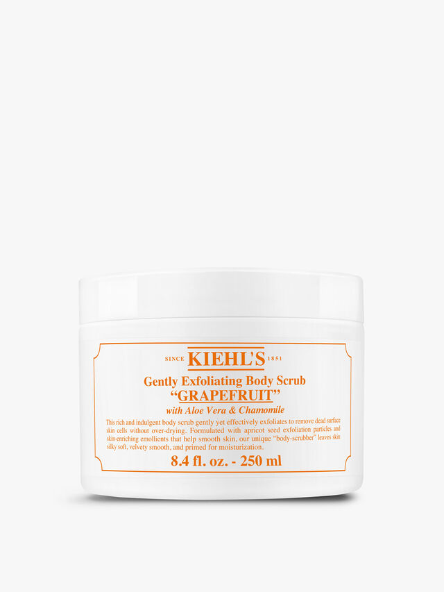 Gently Exfoliating Body Scrub Grapefruit