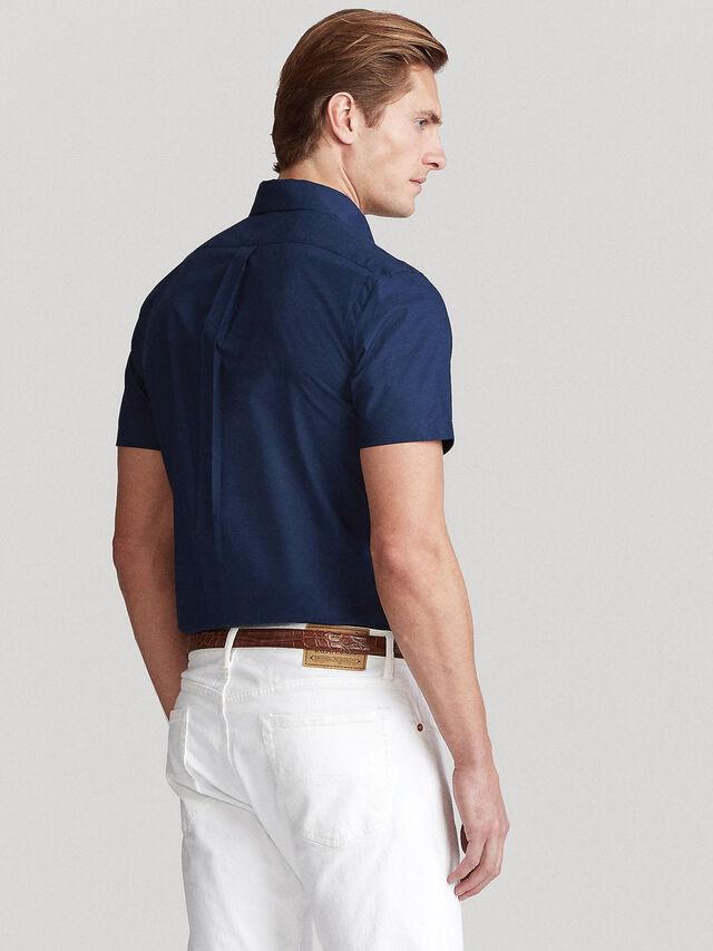 Soft Poplin Short Sleeve Shirt