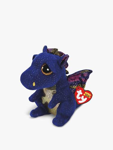 Saffire Blue Dragon Beanie Boos