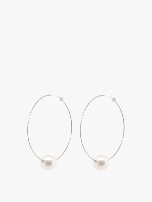 Oh So Fine Vermeil Hoops