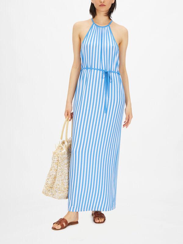Beach Hut Maxi Dress