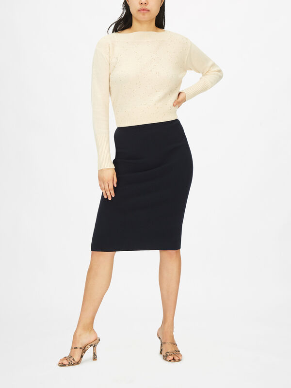 Denver Jersey Skirt