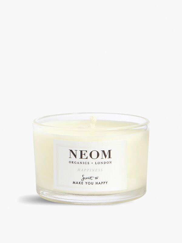 Happiness Travel Scented Candle