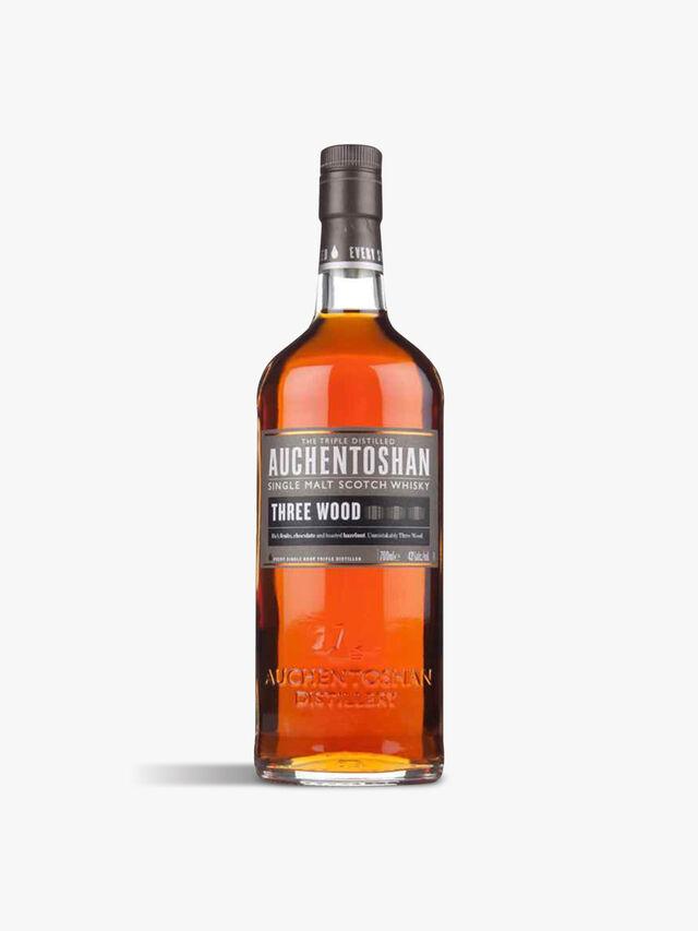 Auchentoshan Triple Wood Single Malt Whisky