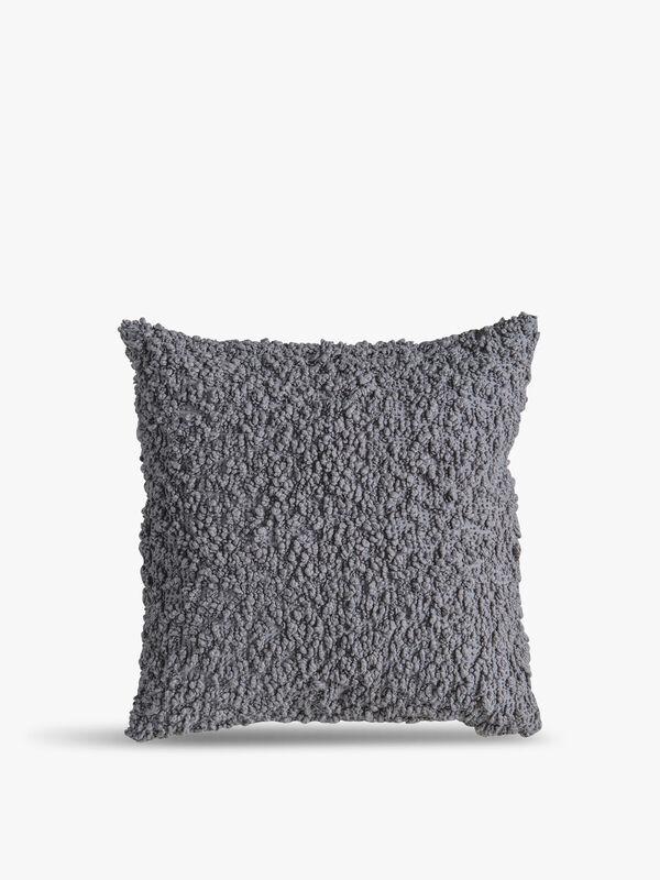 Cotton Boucle Cushion