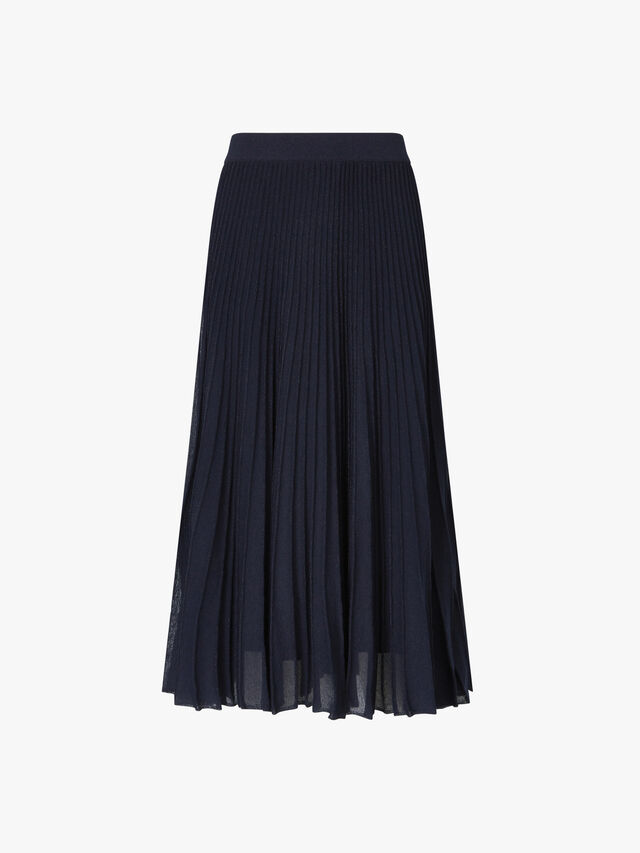 Pregio Pleated Skirt