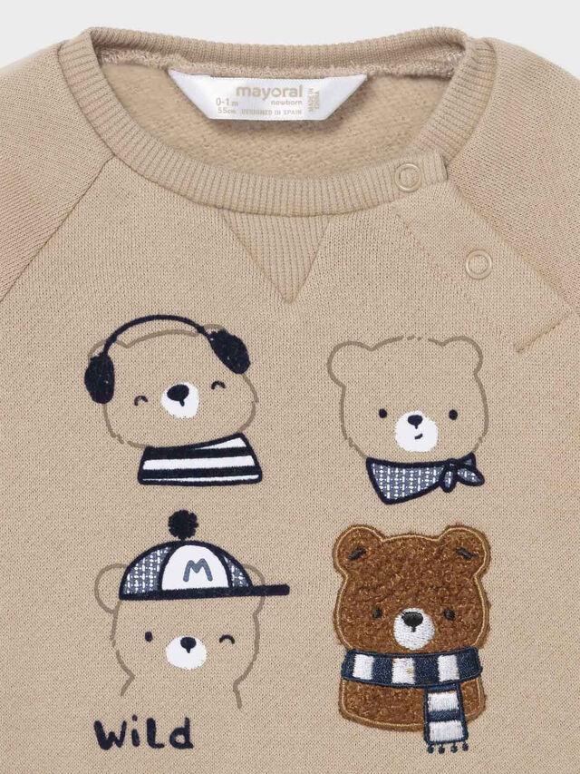 Multi Bears Tracksuit