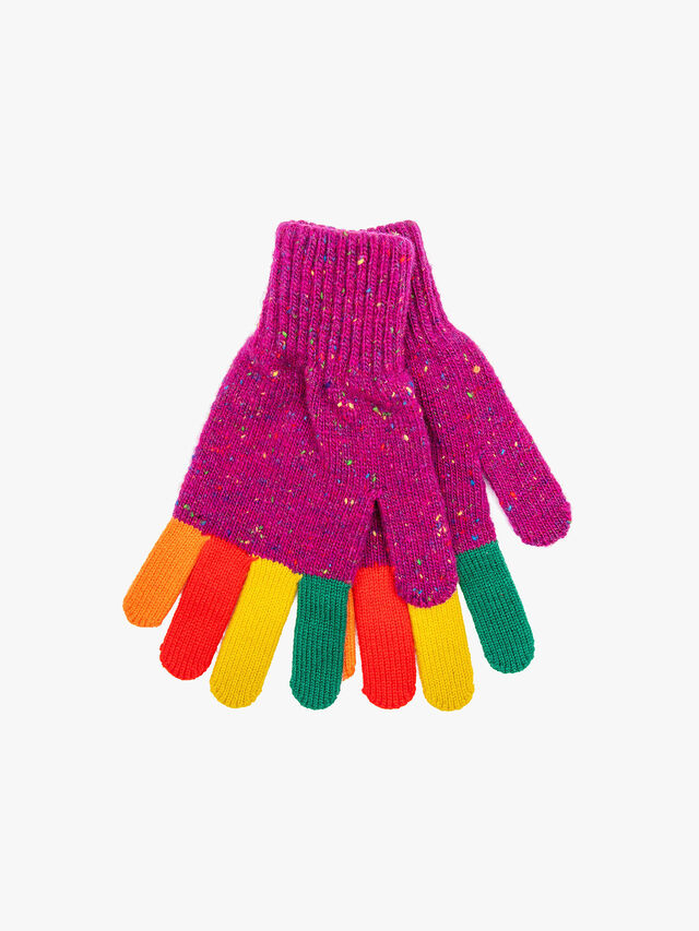 Donegal Wool Gloves
