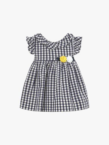 Gingham-Ruffle-Trim-Dress-1965-SS21