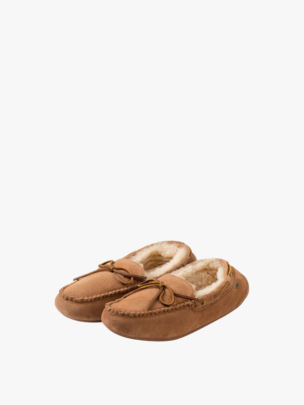 Torrington Sheepskin Slippers