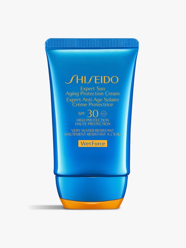 Wet Force Expert Sun Aging Protection Cream Plus SPF 30