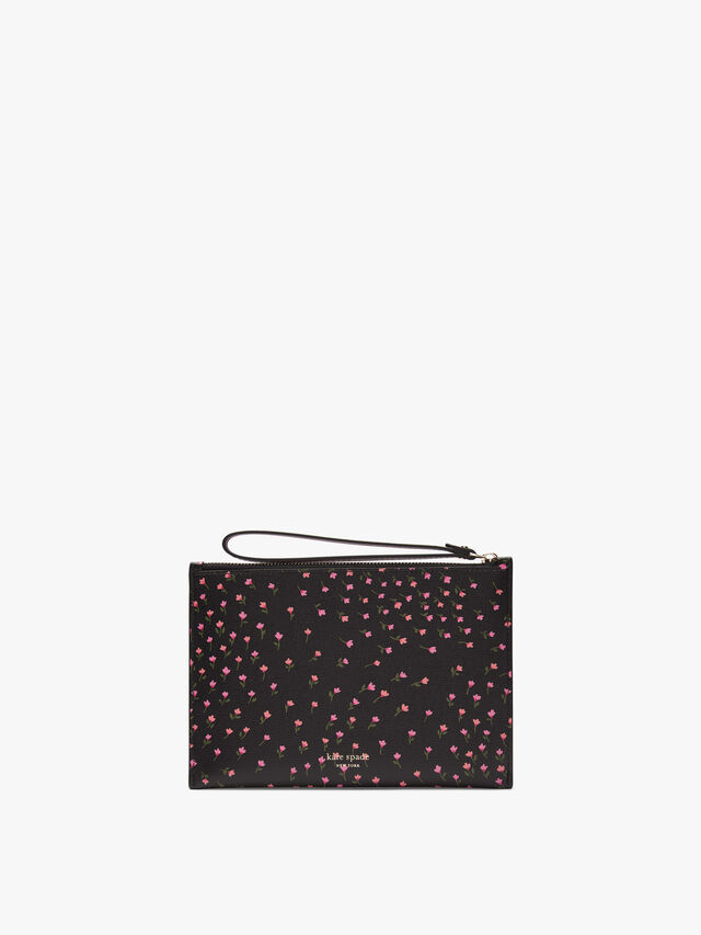 Spademals Money Bunny Small Wristlet