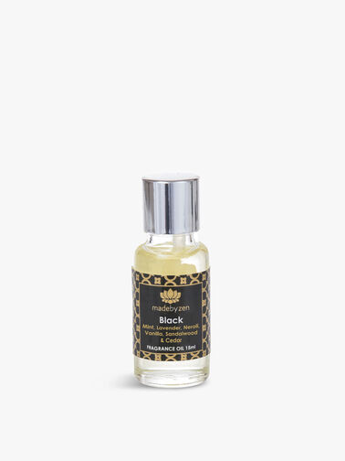 Black Fragrance Oil
