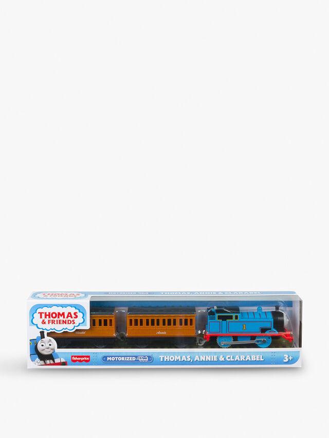 Thomas, Annie, Clarabel Motorised Engine
