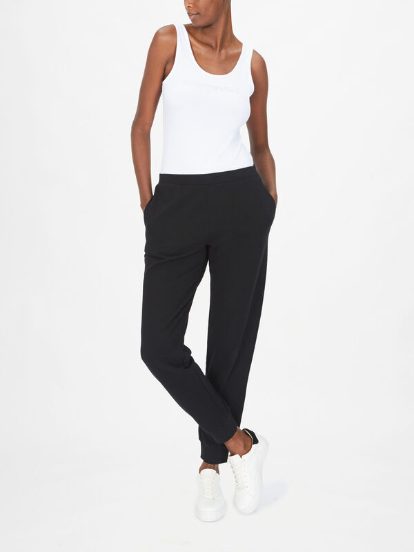 Visability Logo Power Terry Pants with Cuff