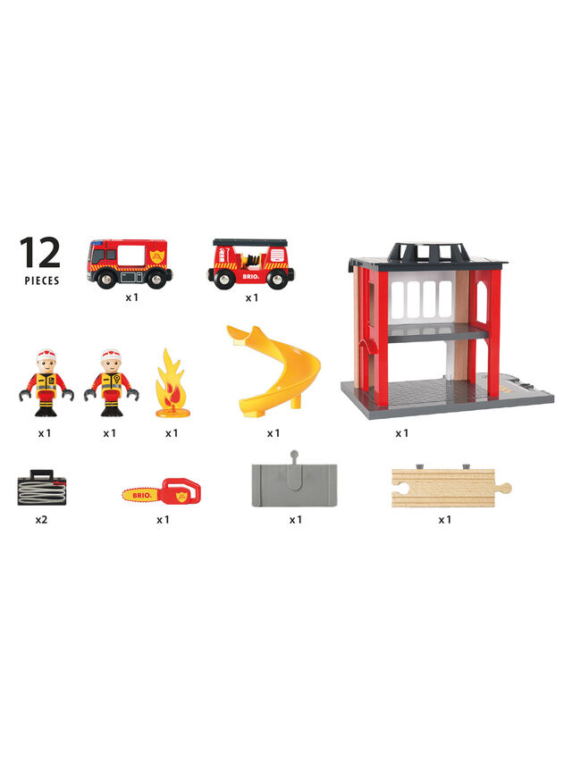 Rescue Central Fire Station
