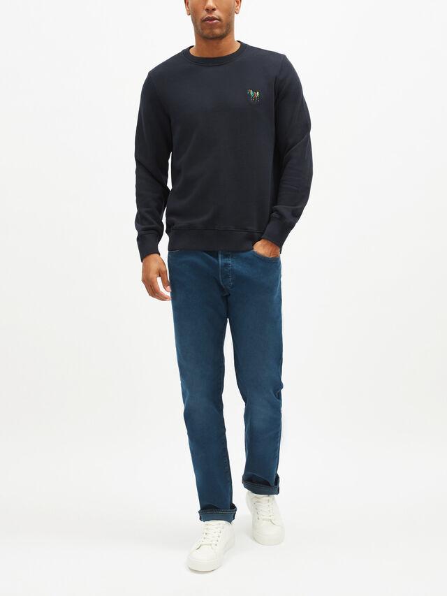 Colour Zebra Sweatshirt