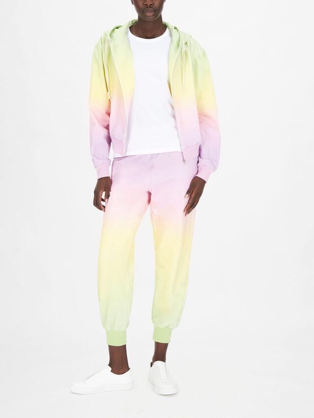 Flo Rainbow Ombre Hoodie