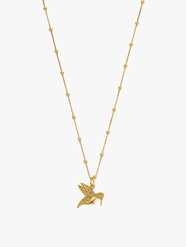 Humming Bird Necklace