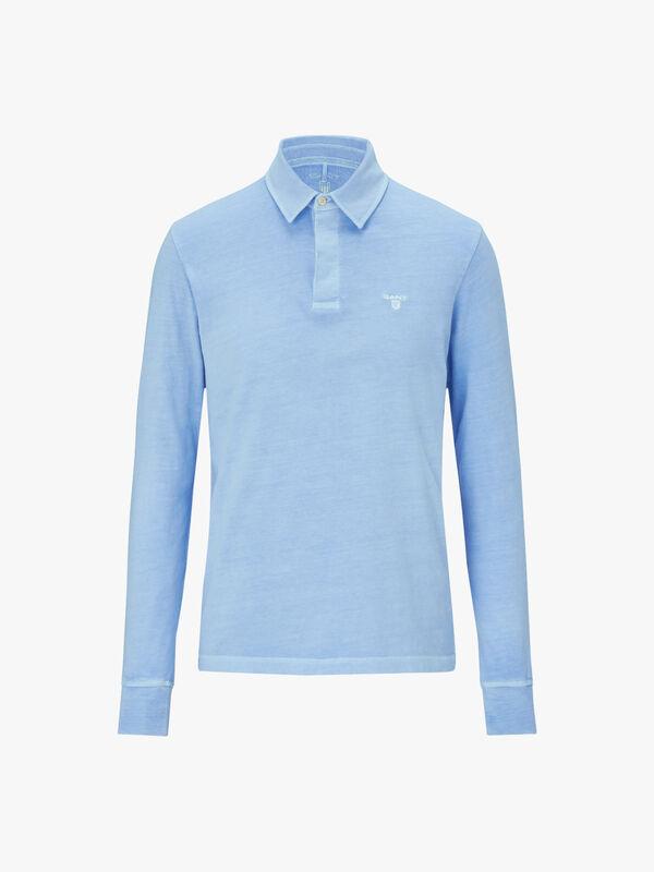 Sunbleached Rugger Polo Shirt