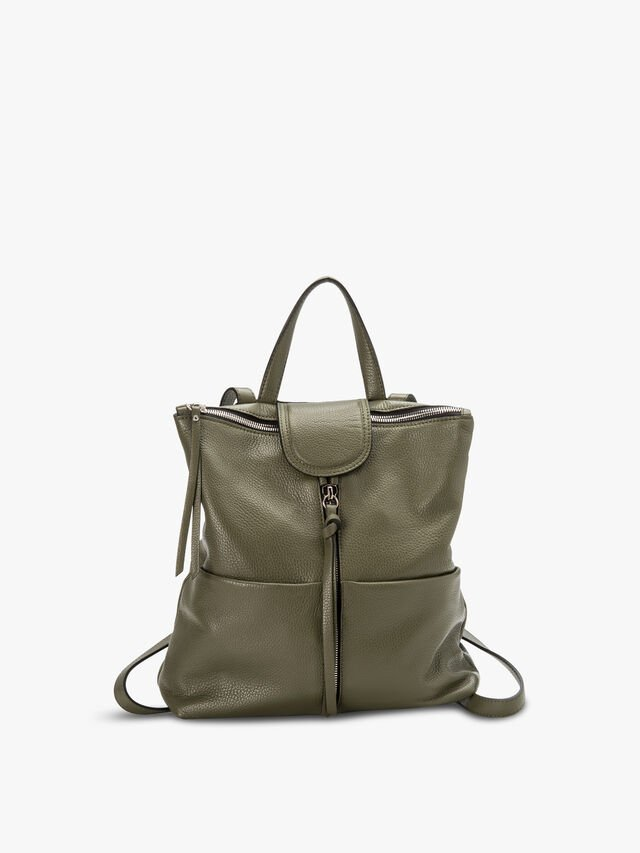 Giada Square Backpack