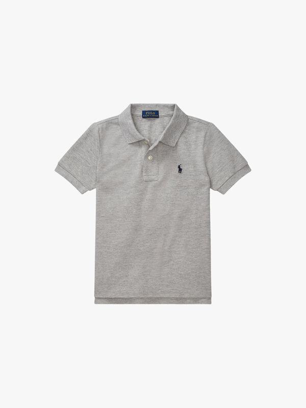 Basic Mesh Polo