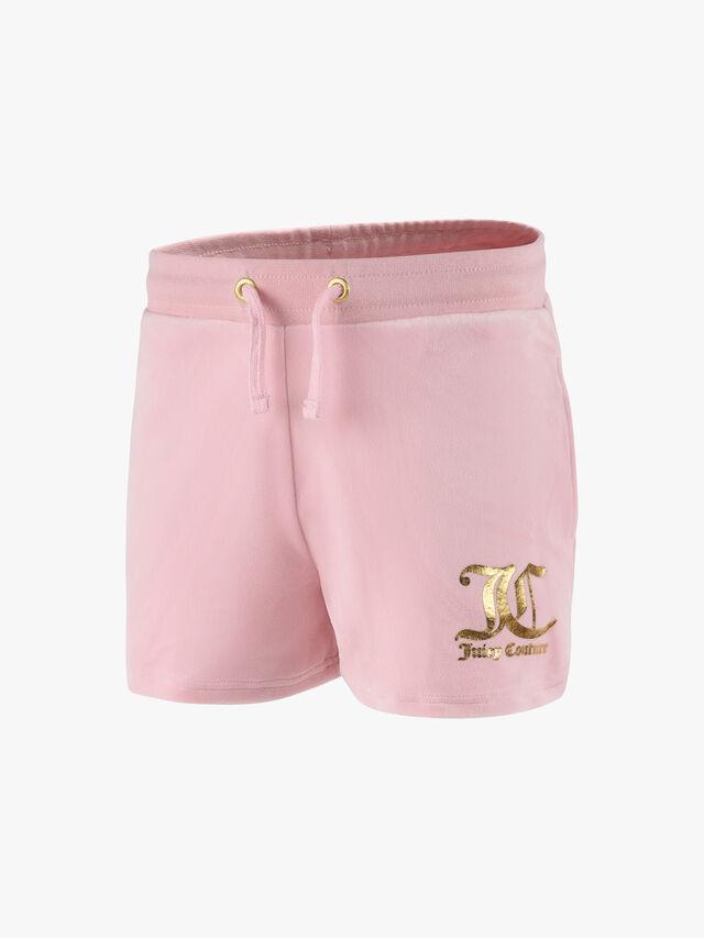 Juicy Velour Shorts
