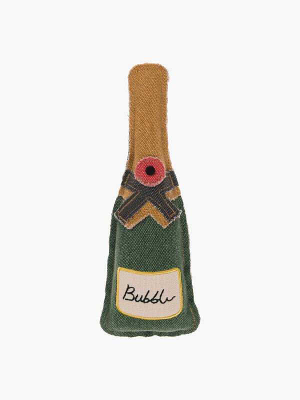 Bubbles and Fizz Dog Toy