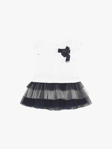 Tulle-Layered-Hem-Dress-1970-SS21