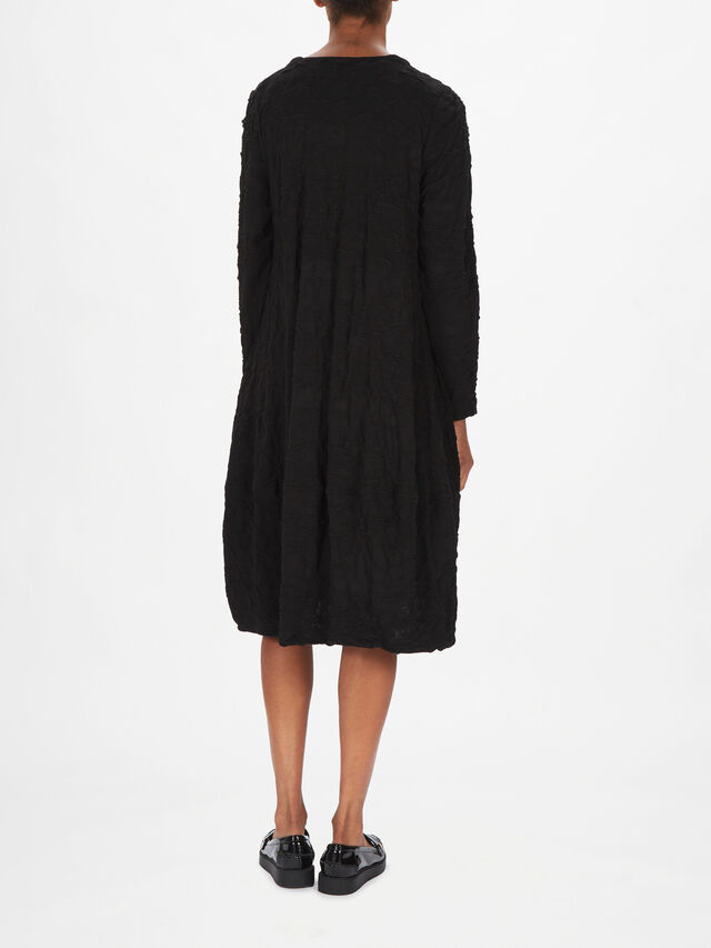 Bimse Texture Balloon Dress