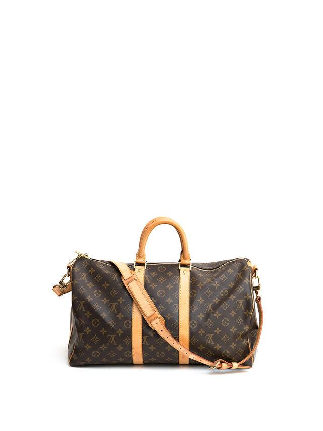 Louis Vuitton Keepall 45 Bandouliere