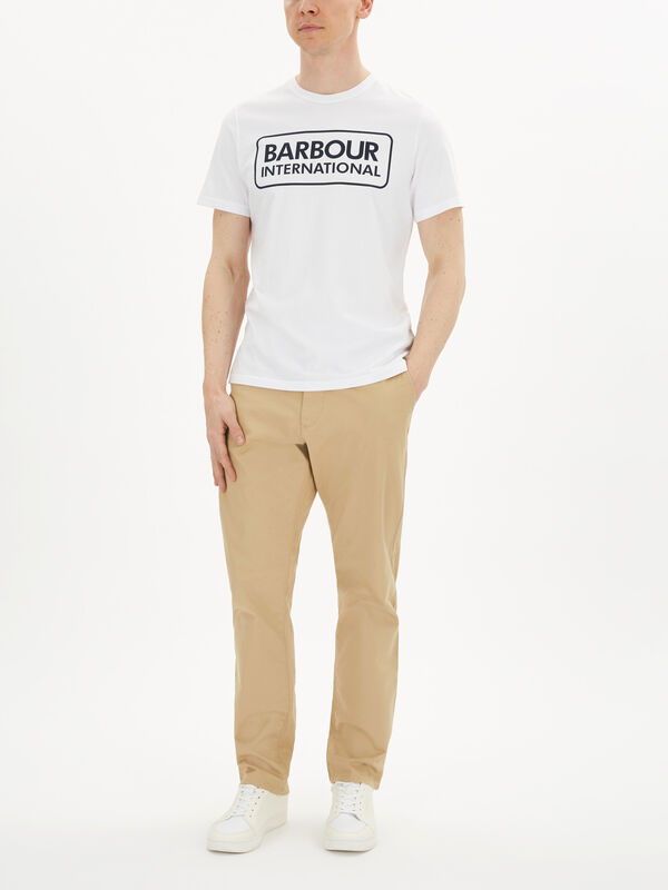 Tailored Graphic Logo T-Shirt