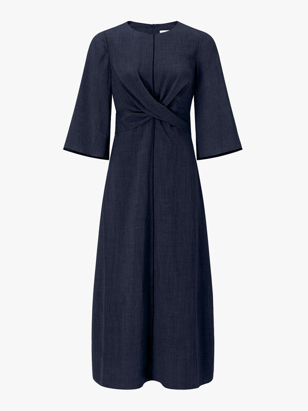 Maxi Cross Over Dress