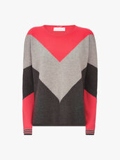 Crew-Neck-Diamond-Colour-Block-Knit-0001069436