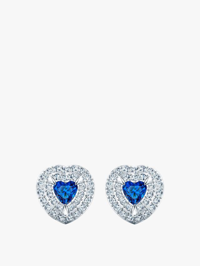 One Stud Pierced Earrings
