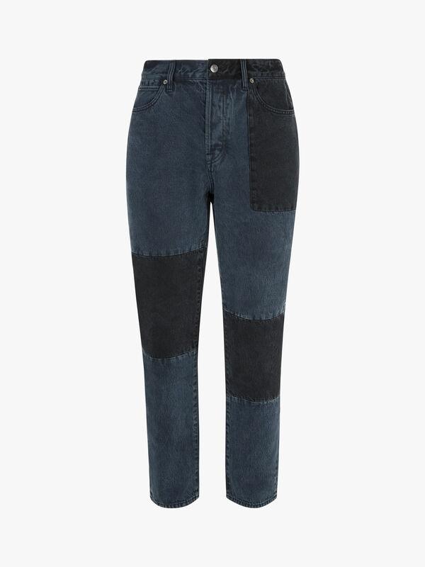 EXCLUSIVE John Crop Jeans
