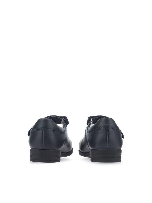 Samba Atlantic Leather School Shoes