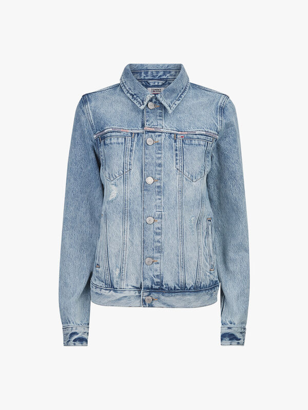 Regular Trucker Denim Jacket