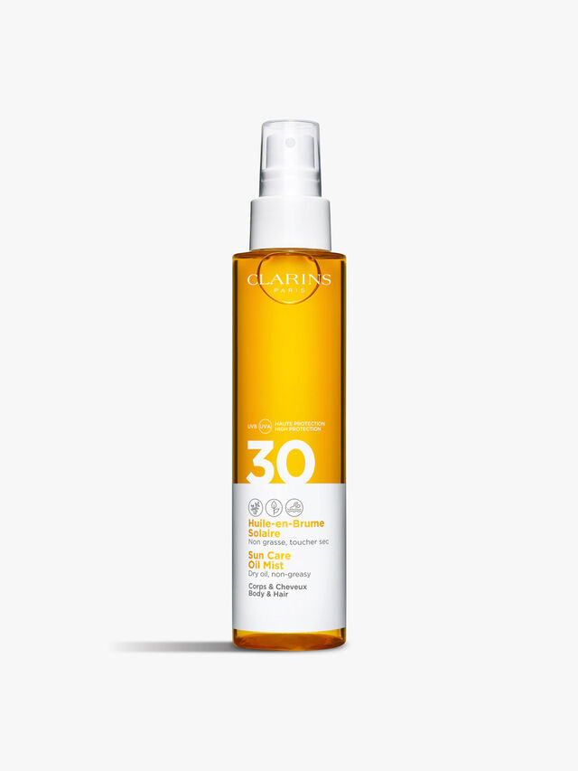 Sun Care Body Oil-in-Mist UVB/UVA 30