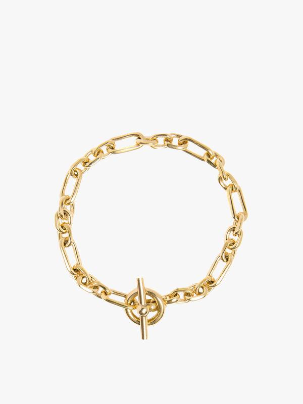 Small Watch Chain Bracelet