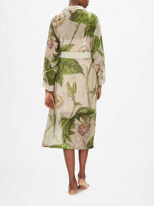 Kew Iris Kimono