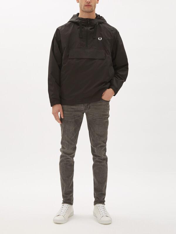 Ripstop Half Zip Jacket