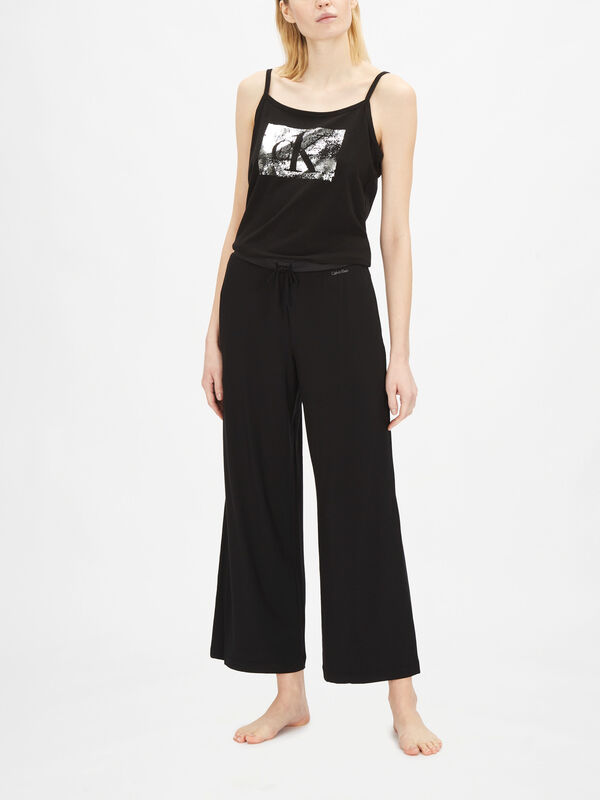Modal with Satin Modal Sleep Pant