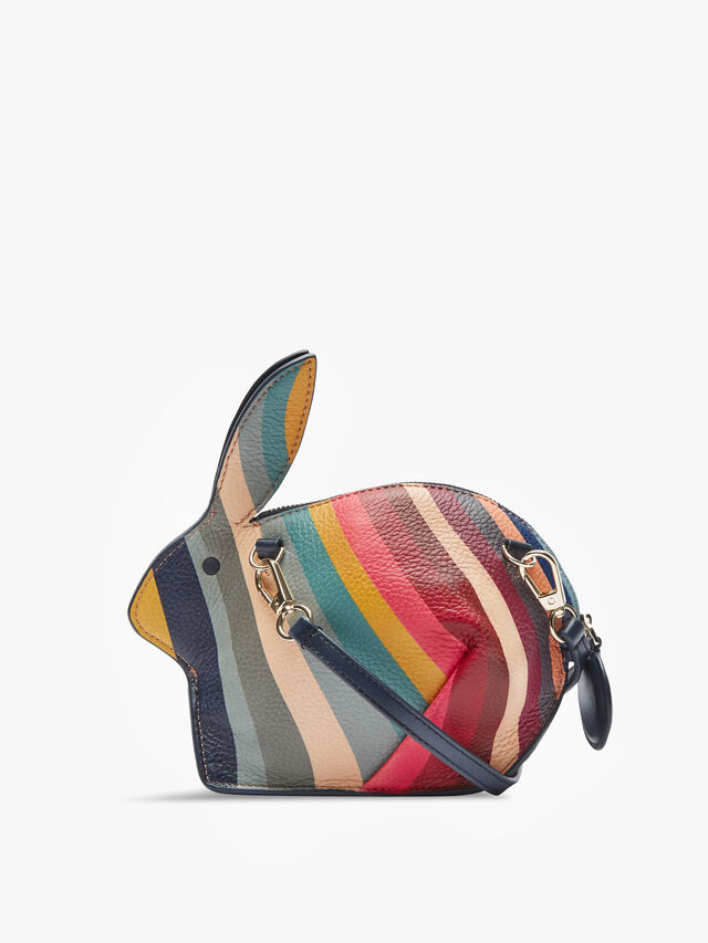 Rabbit Swirl Purse