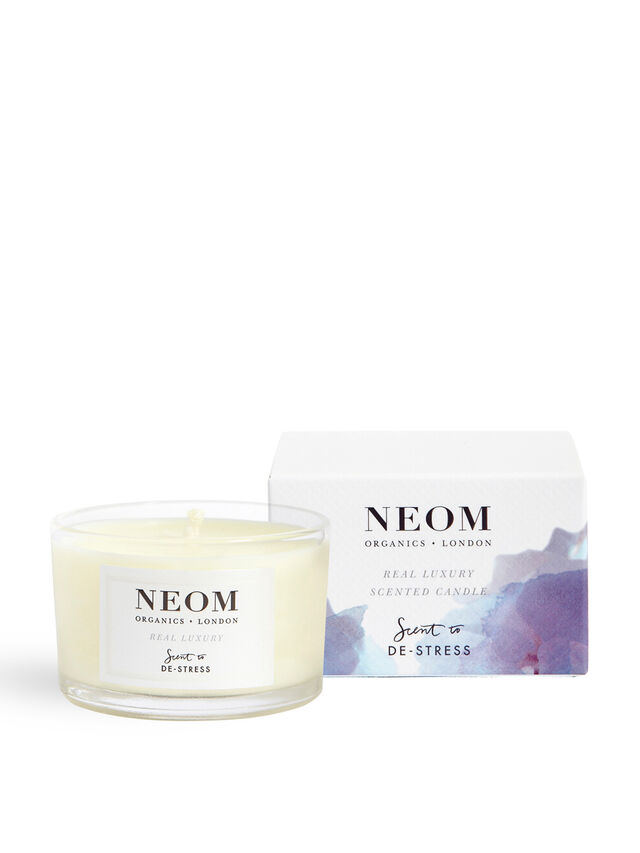 Real Luxury Travel Scented Candle