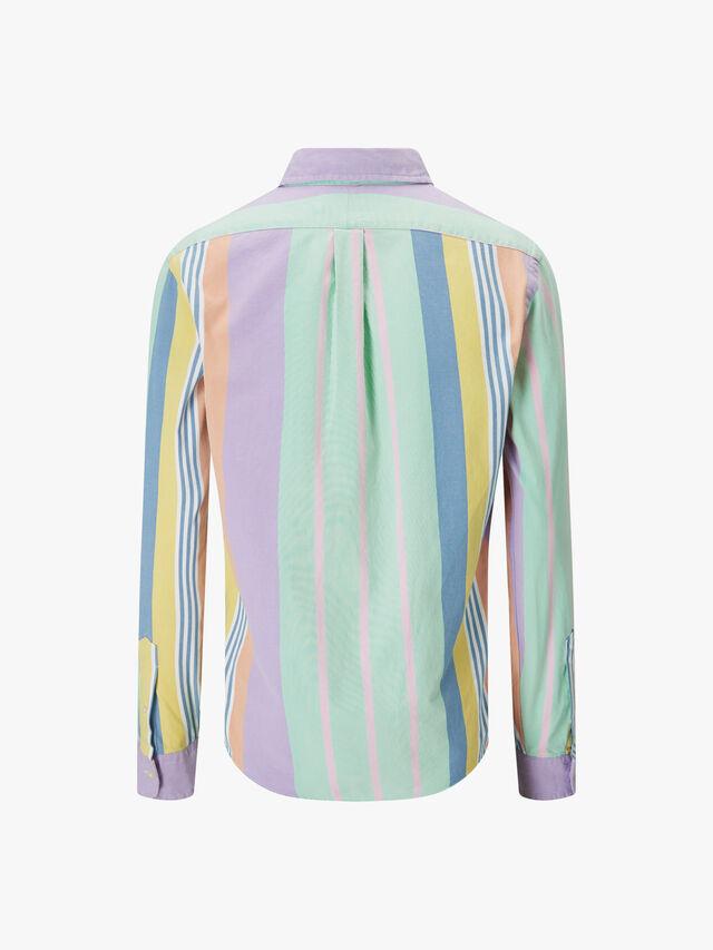 Custom Fun Stripe Shirt