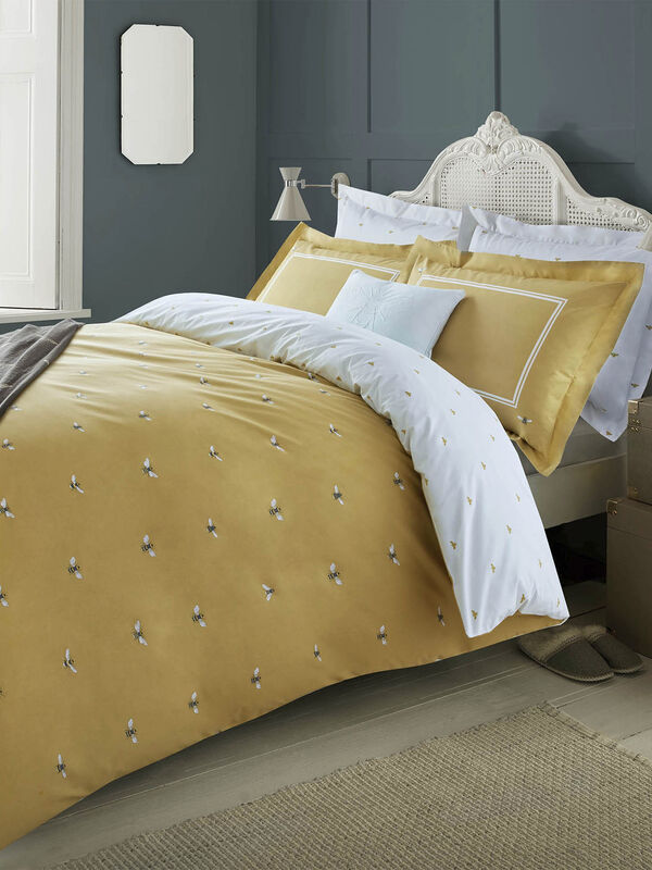 Bee Quilt Cover Set