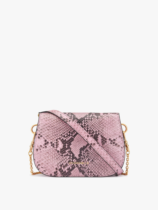 Craquante Mini Print Crossbody